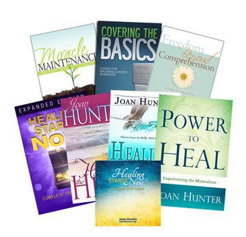 Joan Hunter Ministries | Taking the Healing Power of God