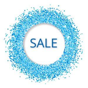 Spectacular Sale